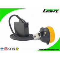 Buy cheap Rechargeable Safety Mining Cap Lamp, GL5-C Miners Lantern Light with 6.6Ah Li-Ion Battery 10000Lux from wholesalers