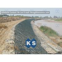Buy cheap Large Stone Gabion Boxes / Gabions And Mattresses 80mm x 100mm 2.7mm Wire Dia from wholesalers