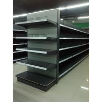 Buy cheap Grocery Store Gondola Shelving Shop Display Racks Environmental Protection from wholesalers