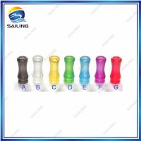 Buy cheap Rebuildable Kanger T2 Drip Tips For 801 / EGO-W Atomizer from wholesalers