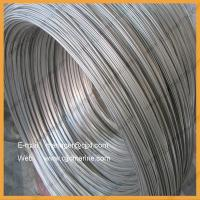 Buy cheap Low Carbon/Alloy Rewinded into Wire Mesh Weaving Plain Carbon Steel Wire from wholesalers