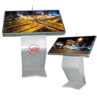 Buy cheap High Brightness Touch Screen Kiosk 8 Bit 16.7 Million Colors 3mm Thickness Glass from wholesalers