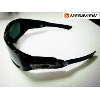 Buy cheap Waterproof Camera Video Eyewear Glasses For Driver With 30fps High Speed from wholesalers