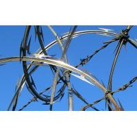 Buy cheap BTO 22 razor barbed wire from wholesalers