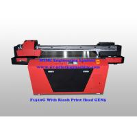 Buy cheap High Resolution Industrial Flatbed UV Phone Case Printer USB Disc UV Printer from wholesalers