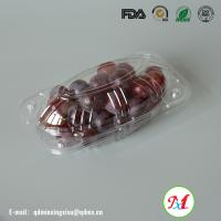 Buy cheap High clear clamshell packaging mango Container from wholesalers
