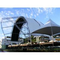 Buy cheap Global Truss Stage Aluminum Trussing Waterproof Roof Framing Rosh Arc - Shaped from wholesalers