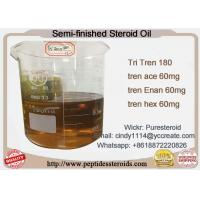 Buy cheap Legit Injectable Mixed Steroid Oil Tri Tren 180 For Fast Muscle Growth product