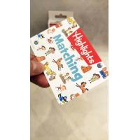 Buy cheap Custom Printed Early Learning Flash Cards Brighter Child CMYK Printing from wholesalers