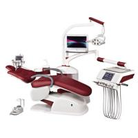 Buy cheap A6800 Digital dental chair unit with touch screen control system from wholesalers