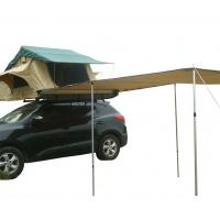 Quality Roll Out Off Road Vehicle Awnings Camping Accessories Easy Transport And Storage for sale