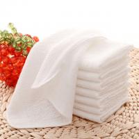 Buy cheap Hot china factory cheap price 100% cotton white refresh airline towel Hot china factory cheap price 100% cotton towel product