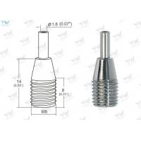 Buy cheap Small Brass Cable Gripper Chrome Finish Color For Use Of Ø 0.8 ~1.2 Mm Wire from wholesalers