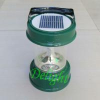 China High Power 2W Led Solar Lantern Light for outdoor camping lighting (DL-SC28) on sale