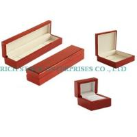 Buy cheap wooden jewelryl box,wooden earing boxes from wholesalers