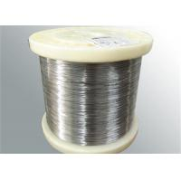 Buy cheap Bright Surface 201 304 316L Stainless Steel Wire Cold Drawn And Annealed Craft from wholesalers