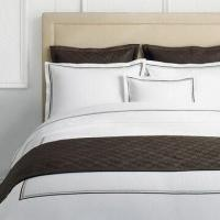 Buy cheap Luxurious Hotel Bed Linen, Available in Bed Sheet/Flat Sheet/Duvet/Duvet Cover/Bed Runner/Pillow from wholesalers