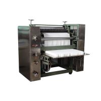 Buy cheap Makeup Square Cotton Pads Processing Machine Nonwoven Production from wholesalers