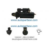 Buy cheap 1998507 DRZ5104 - DELCO REMY Starter Motor 24V 7.5KW 11T MOTORES DE ARRANQUE from wholesalers