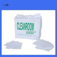 Buy cheap Clean Room Disinfectant Wipes For Panel Display , Disposable Wipes product