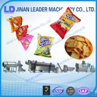 Buy cheap Expanded Puffing Grain Corn Rice Snack Stick Making Machine from wholesalers