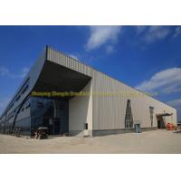 Buy cheap Water Proof Classic Multi Storage Building Steel Frame Warehouse from wholesalers
