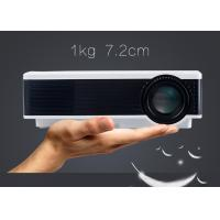 Buy cheap Digital Multimedia Portable LED Home Movie Theater Projector Dustproof 800x480 from wholesalers
