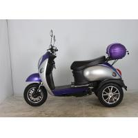 Buy cheap 12G60V Controller Electric Mobility Scooter 300-10 Vacuum Tyre 5m Braking Diatance from wholesalers