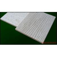 Buy cheap Exterior Decorative Wood Fiber Cement Siding For Building Wall Decoration from wholesalers