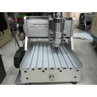 Buy cheap automatic 3d wood carving cnc router 3020 800W from wholesalers