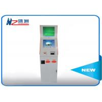 Buy cheap RFID card self service library kiosk with Windows system , library self checkout kiosk from wholesalers