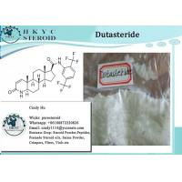 Buy cheap 99% Purity Male Hormone Steroid Powder Dutasteride Avodart For Hair Loss Treatment from wholesalers