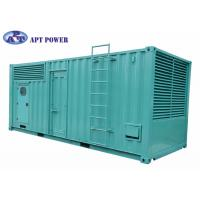 725 kVA 800kVA Power Diesel Generator Set With Cummins Diesel Engine