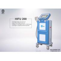 Buy cheap High Performance Hifu Wrinkle Removal Machine , Anti Puffiness Skin Tightening Machine from wholesalers