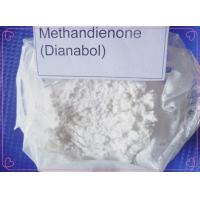Buy cheap White Powder Dianabol / Metandienone CAS 72-63-9 Oral and Injection Muscle Building Steroids from wholesalers