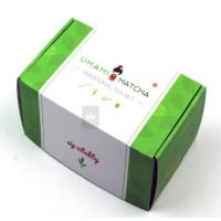 Buy cheap Luxury Corrugated Paper Box For Gift Packing, Foldable Board Tea Packaging Boxes product