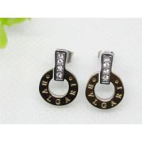 Buy cheap Stainless Steel Letter Stud Earrings 1340039 from wholesalers