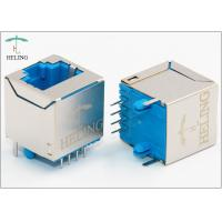 Buy cheap DIP RJ45 Female Connector For PBC Private Branch Exchange / Rj45 Modular Jack product