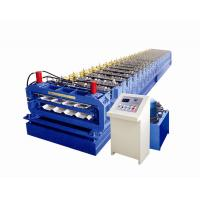 Buy cheap Double Layer Roofing Sheet Roll Forming Machine product