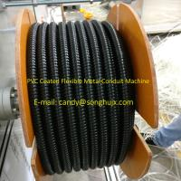 Buy cheap Vacuum jacketed flexible metal conduits Extrusion Line from wholesalers
