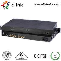 Buy cheap 8 Port Actiontec Ethernet Over Coax Adapter Kit Converter For IP Surveillance Over Coaxial Cable from wholesalers