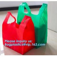 China Custom Promotional Gift Foldable Printed Garment Cheap Tote Fabric Recyclable Non Woven Bag, bagplastics, bagease, pkg, on sale