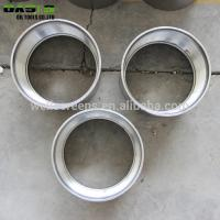 Buy cheap Customized Size Stainless Steel Couplings ,  Female / Male Steel Pipe Coupling from wholesalers