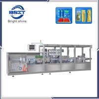 Buy cheap high speed stand up  Plastic Ampoule olive oil  Forming Filling Sealing Packaging Machine from wholesalers