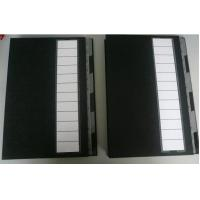 Buy cheap plastic expandable file folders with 6 layers and edge index card from wholesalers