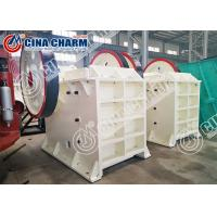 Buy cheap Stone Ceramic Jaw Crusher Plant Road Construction Machinery Pex-150x750 100 Tph from wholesalers