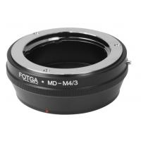 Buy cheap FOTGA Lens Adapter Ring For Minolta MD Lens to Micro 4/3 m4/3 Adapter for E-P1 G1 GF1 from wholesalers