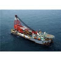 Buy cheap Japan floating crane 100T TO 5000T sell and charter crane barge from wholesalers