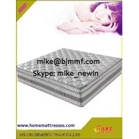 Buy cheap euro top style king size pocket spring mattress sale from wholesalers