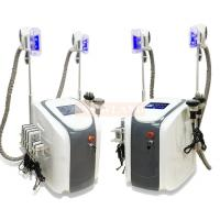 Buy cheap 5 in 1 Coolsculpting vacuum cavitation rf fat removal cryolipolysis body slimming machine Weight Loss Equipment from wholesalers